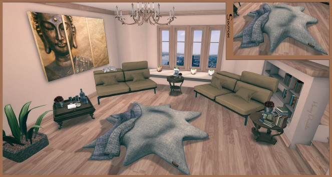 Sources Living Room