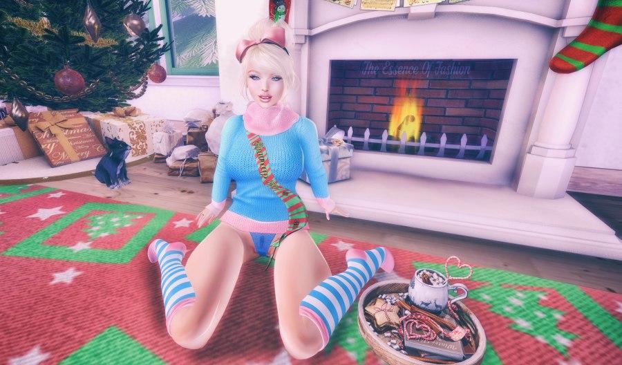 Been An Awful Good Girl…Santa Baby…
