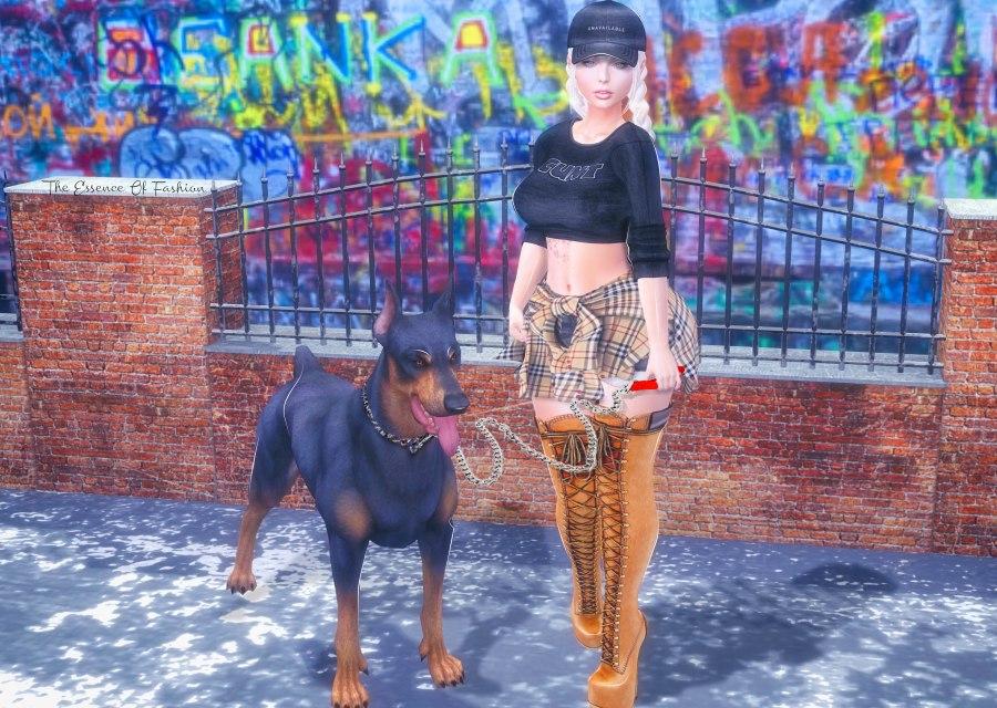 Livin' In The Gangsta'sParadise