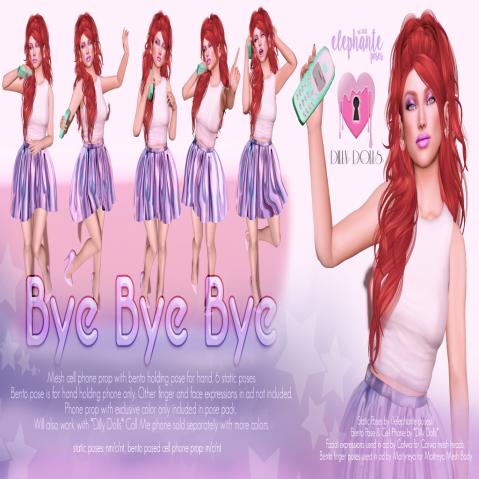 EP & _DD_ - Bye Bye Bye